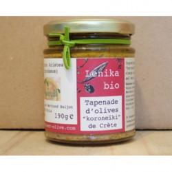 Tapenade d'olive Koroneïki...