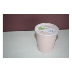 Yaourt brassé vache fraises...