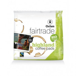 Coffee Pads Highland Bio Oxfam