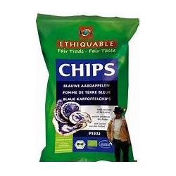 chips pom bleu 100gr OXFAM