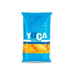 yuca chips paprika 150gr OXFAM