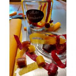 Cuirs de fruits - Mélange -...